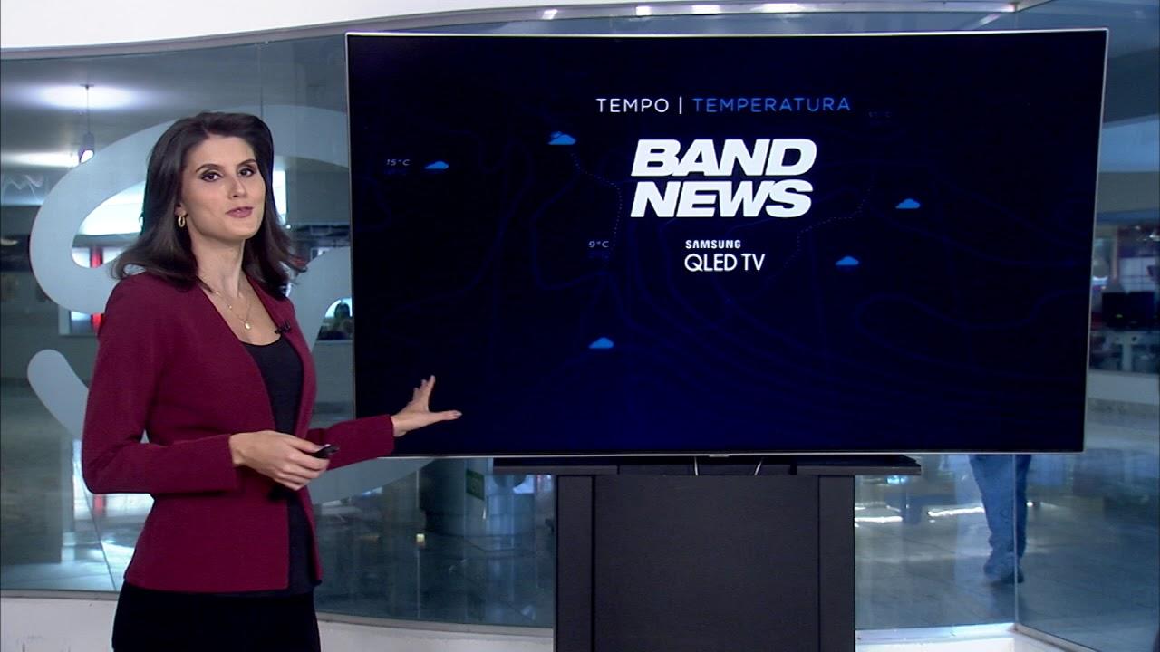 Qled TV previsão do tempo