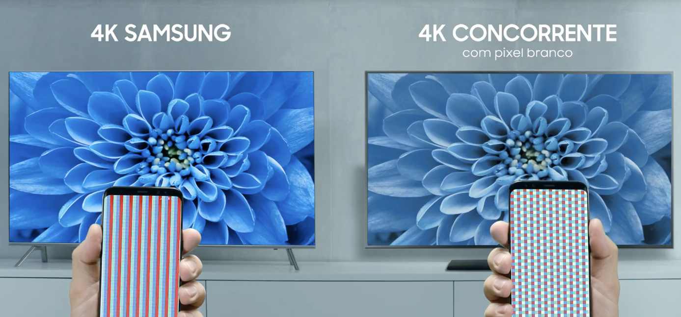 TV Samsung 4K – Copa do Mundo